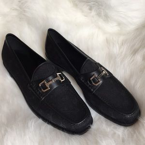 NEW signature Gucci Horsebit loafers black flats